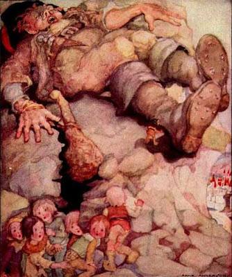 Elenore Abbott's Children Book Illustration