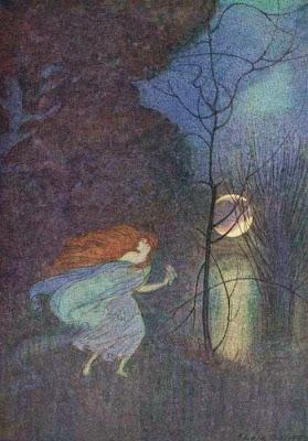 Book Illustration by Elenore Abbott