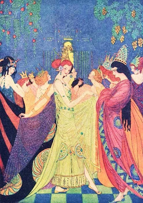 Elenore Abbott's Illustration