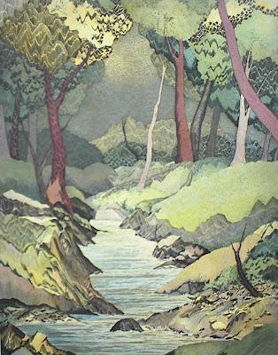 Frank Nichols' Artwork