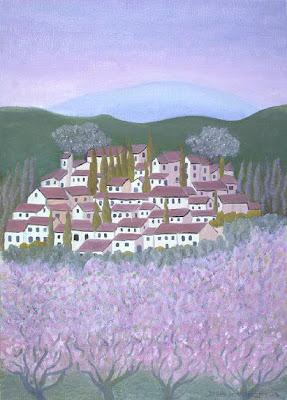 Noelle Demangeat's Painting