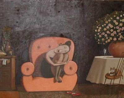 Valentin Gubarev's Painting. Dream