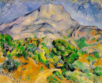 Paul Cezanne. Mont St. Victoire