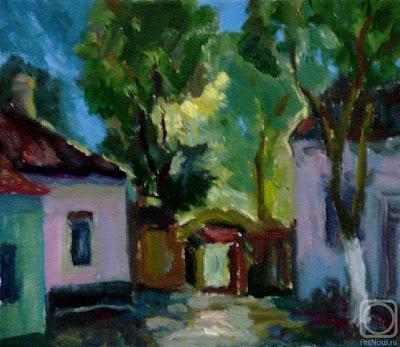 Russian Artist Viktor Shchupak
