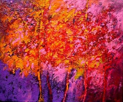 Demeter Gui. Autumn Forest