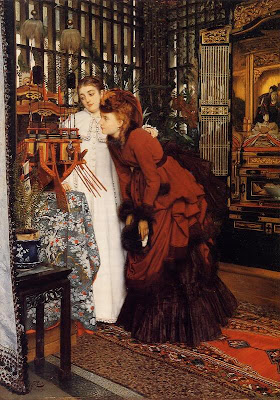 Japonisme. Paintings of Beautiful WomenJames Tissot