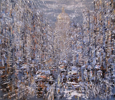 Artwork by Dmitry Kustanovich, Russian Artist.