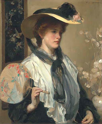 Walter Ernest Webster. The Japanese Fan