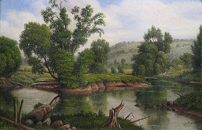 Levi Wells Prentice. Landscape