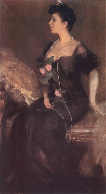 Women Portraits by Teodor Axentowicz