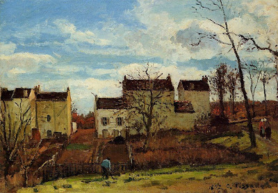 Camille Pissarro French Impressionist 3 Blog Of An