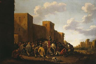 Paintings by Joost Cornelisz Droochsloot