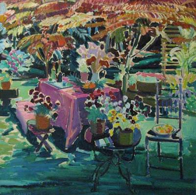 Joseph O'Sicky, American Artist. Still Life