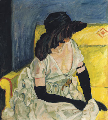 Expressionism, Expressionist painting, Figurative painting, German painters, Modern art, German Expressionism, Georg Tappert German Artist