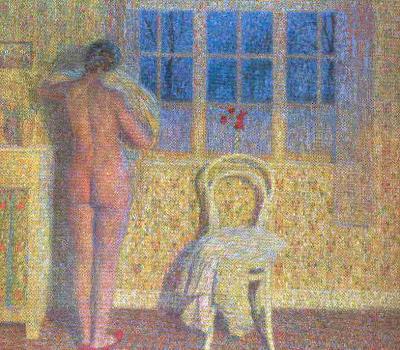 Leon De Smet's Painting.