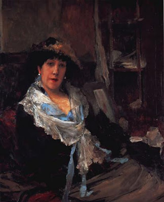 Jules Bastien-Lepage. Portrait of Marie Samary