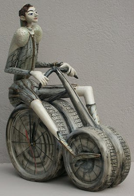 Barbara Cichoka's Ceramic Works
