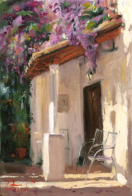 Painting by Russian Artist Oleg Trofimov