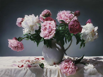 Still Life Painting by Liu Yingzhao Chinese Artist