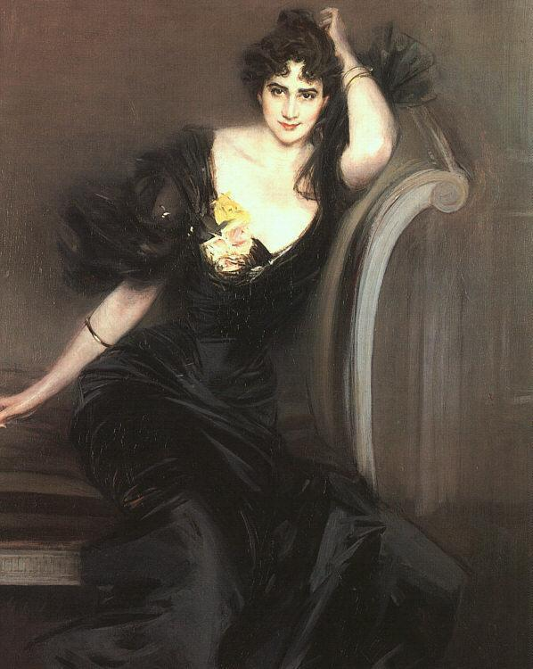Lady Colin Campbell by Giovanni Boldini, 1897