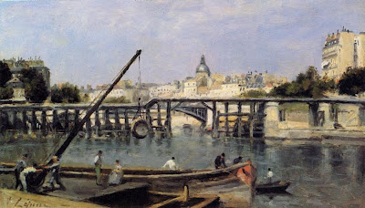 Landscape Painting by French Artist Stanislas Lépine