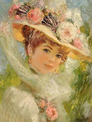 British Artist Frederic John LLoyd Strevens