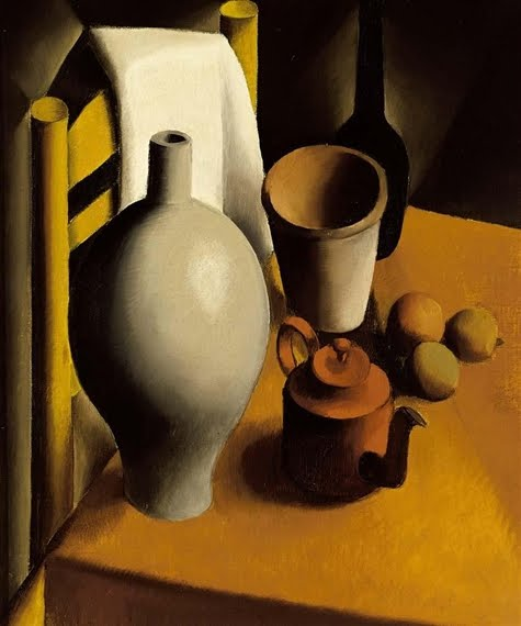 Still Life Painting by Belgian Artist Raoul Hynckes