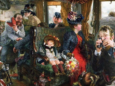 Art of German Painter Adolf von Menzel