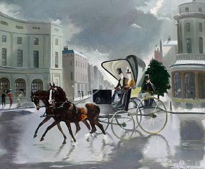 Artwork of Doris Clare Zinkeisen