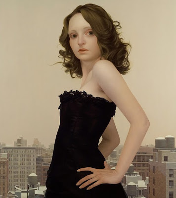 Contemporary Art of American Painter Lu Cong