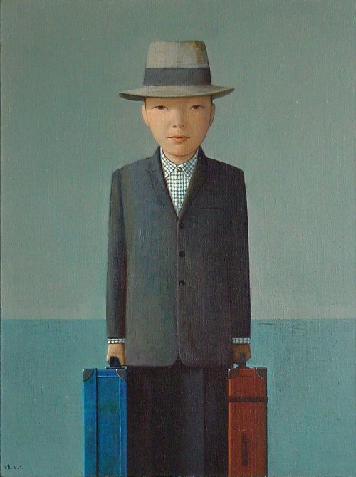 """Coming"" by Liu Ye"