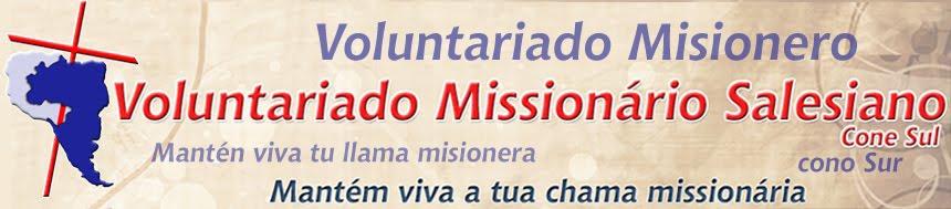 Voluntariado Missionário Salesiano - Cone Sul