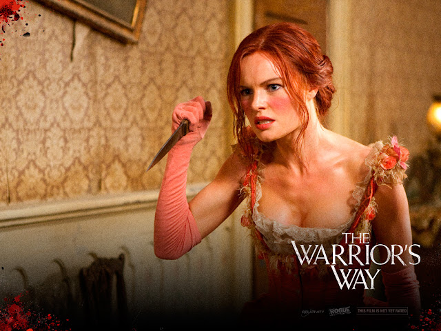 Kate Bosworth in The Warriors Way