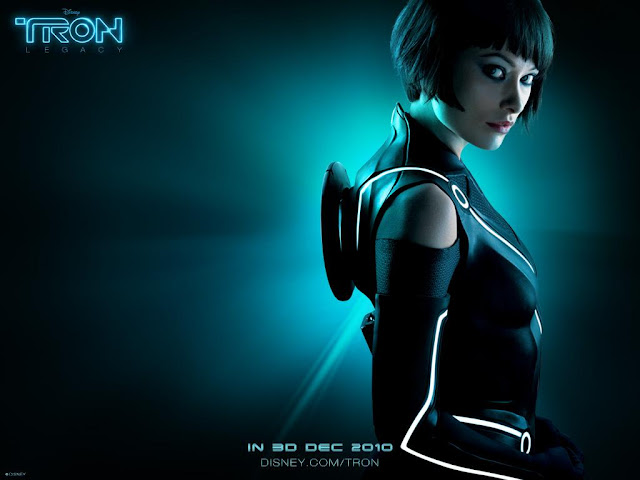 Olivia Wilde in Tron: Legacy