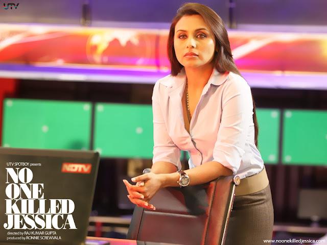 Rani Mukerji in No One Killed Jessica