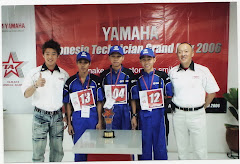 YAMAHA INDONESIA TECHNICIAN GRAND PRIX 2006