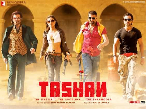 Tashan (2008) Movie Poster