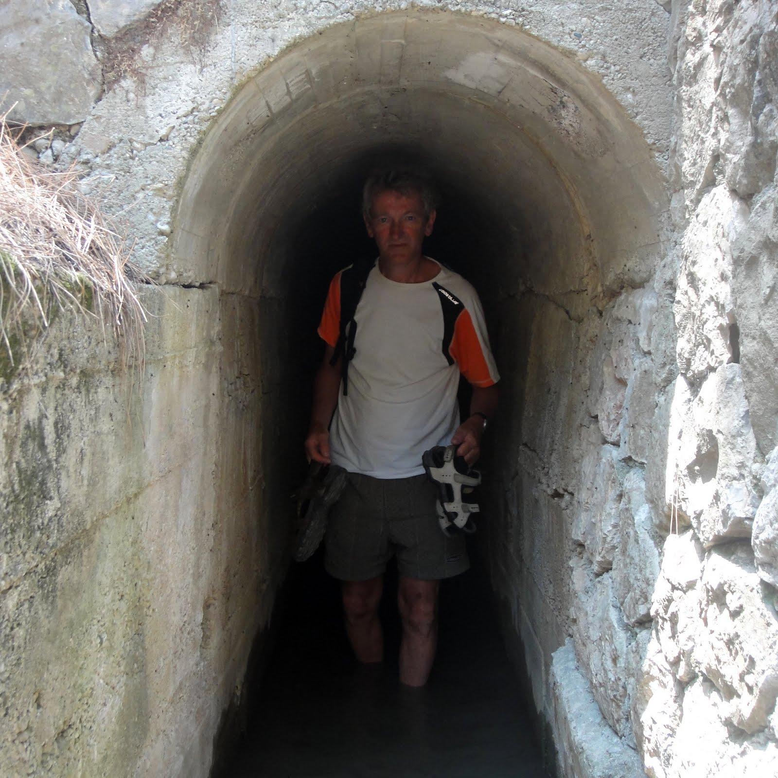 eind van de tunnel