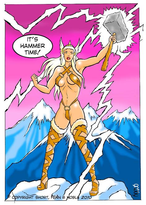 Val Halla -Hammer Time