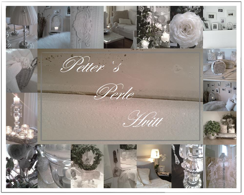 Petter`s Perle Hvitt