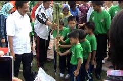 Lawatan Dato' Bandar
