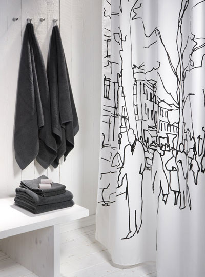 Why Not Call Into Our Store In Barwon Heads And Check Out The Marimekko Shower Curtain Range