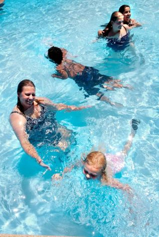Stamford downtown events cool pool - Stamford swimming pool opening times ...