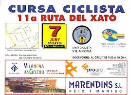 12ª Ruta del Xató edició 2010