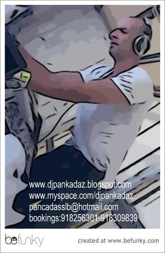 DJ DAVID BASTOS AKA PANKADAZ