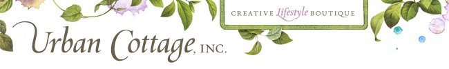 Urban Cottage, Inc. Creative Lifestyle Boutique