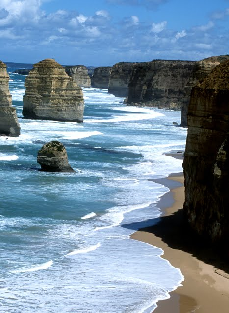Twelve Apostles formation, Great Ocean Road