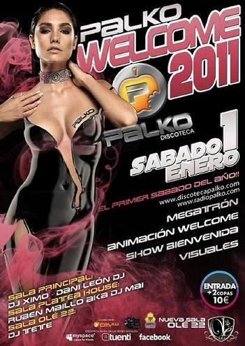 WELCOME 2011 EN PALKO