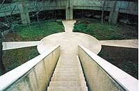5 - A Suprema Corte de Israel - A cruz invertida.