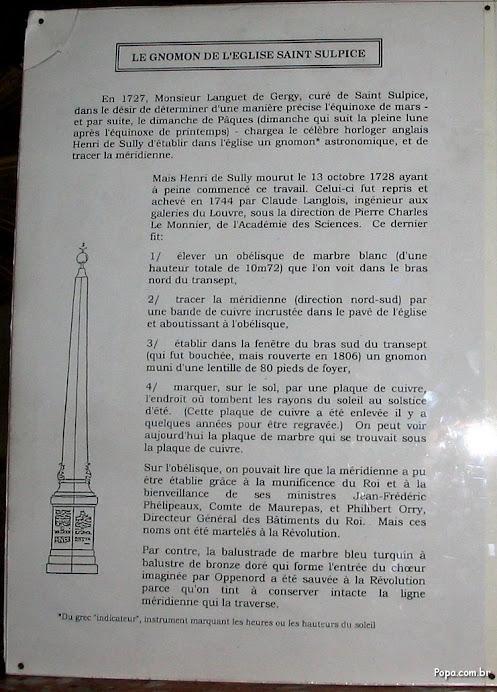 5 - Igreja de Saint Sulpice